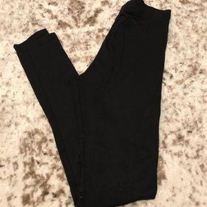 H&M Basic Black legging brand new